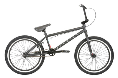 2019 Premium Stray 20.5 tt Matte Black BMX - Pitcrew.nz