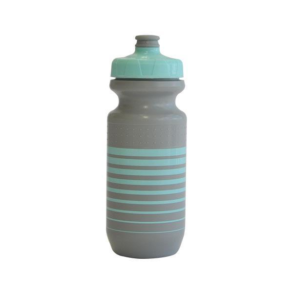 Zero Bottle Stripe blue/grey 620ml - Pitcrew.nz