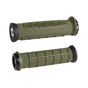 Elite Pro V2.1 Handlebar Grips Army Green - Pitcrew.nz