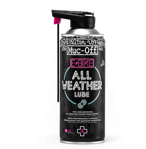 Muc Off eBike All Weather Lube 400ml - Pitcrew.nz