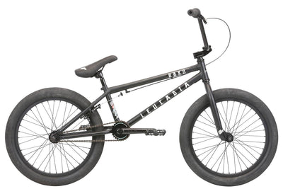 2020 Haro Leucadia 20.5tt Matte Black BMX - Pitcrew.nz
