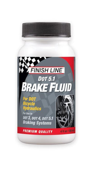 Finish Line Brake Fluid DOT 5.1 120ml - Pitcrew.nz