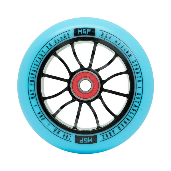 Madd Gear Force 100mm Scooter Wheel var col - Pitcrew.nz