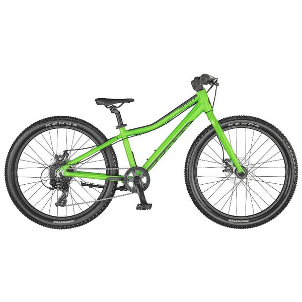 2021 Scott Scale 24 rigid Lime Green - Pitcrew.nz