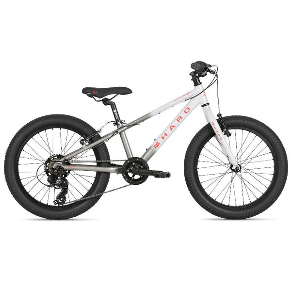 2021 Haro Flightline 20 Plus Grey / Charcoal - Pitcrew.nz