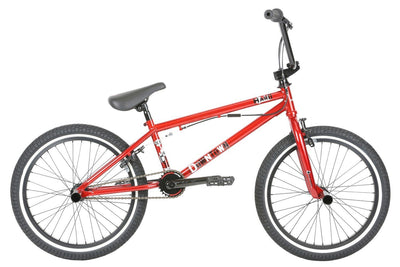 2019 Haro Downtown DLX 205tt Mirra Red - Pitcrew.nz