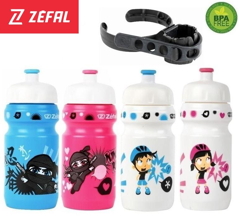 Kids Water Bottle W/Cage 400ML - Pitcrew.nz