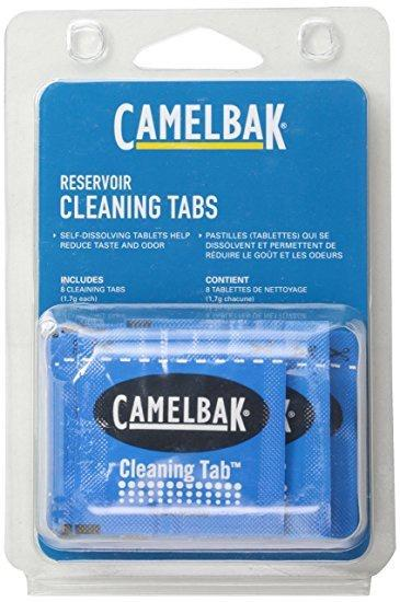 Camelbak Reservoir Cleaning Tabs (8 Pack) - Pitcrew.nz