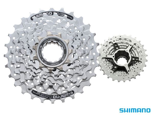 Shimano CS HG51 8 Spd 11-30 Alivio Cassette - Pitcrew.nz