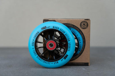 MGP 100mm Shredder Force Scooter Wheels 2 Pack - Pitcrew.nz