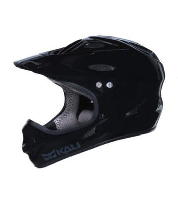 Kali Savara Helmet Gloss Black
