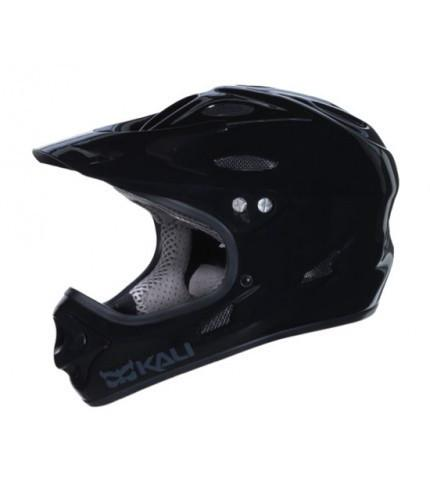 Kali Savara Helmet Gloss Black - Pitcrew.nz