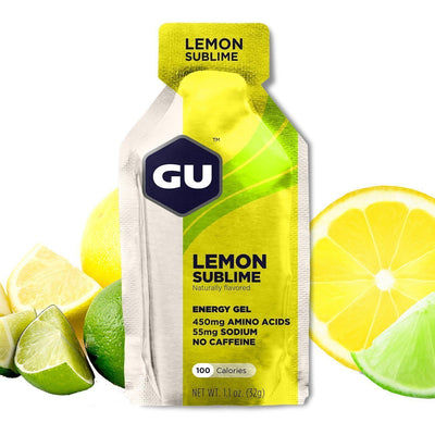 Gu Energy Gel Lemon Sublime - Pitcrew.nz