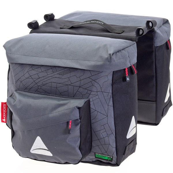 Seymour Axiom Pannier Bags P25 Twin - Pitcrew.nz