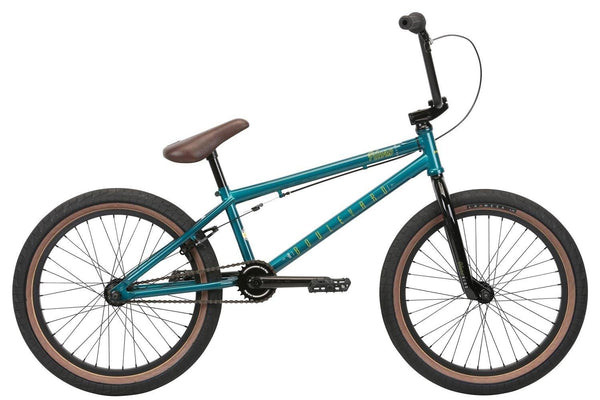 2020 Haro Boulevard 20.5tt Emerald BMX - Pitcrew.nz