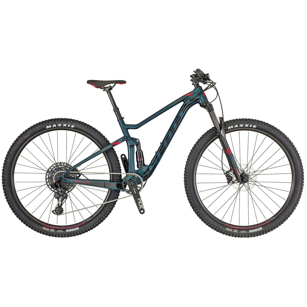 2019 Scott Contessa Spark 930 Black Teal