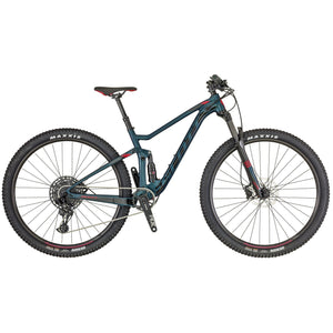 Bike - Scott Contessa Spark 930 2019 Black Teal