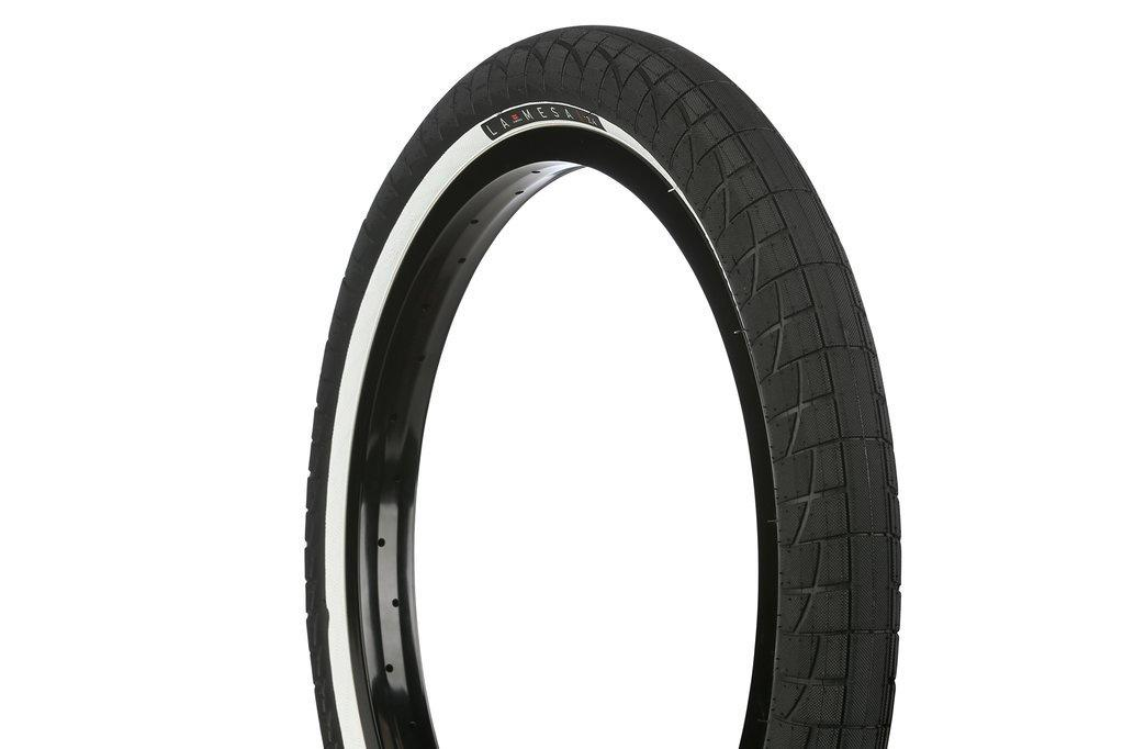 Haro LaMesa Tyre 20 x 2.4 Black w/Whitewall