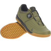 Scott Sport Volta Shoe Moss Black - Pitcrew.nz