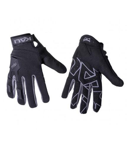 Kali Venture Glove Logo Blk/Grey - Pitcrew.nz