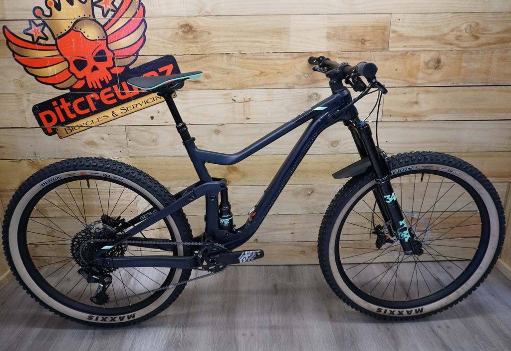 2019 Scott Contessa Genius 720 Blue