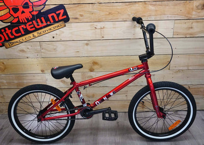 2019 Haro Downtown Mirra Red 20.5tt BMX