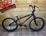 2019 Haro Downtown Matte Black 20.5tt BMX