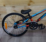 Haro Racelite Micro Mini SG Black 16.75TT Race BMX - Pitcrew.nz