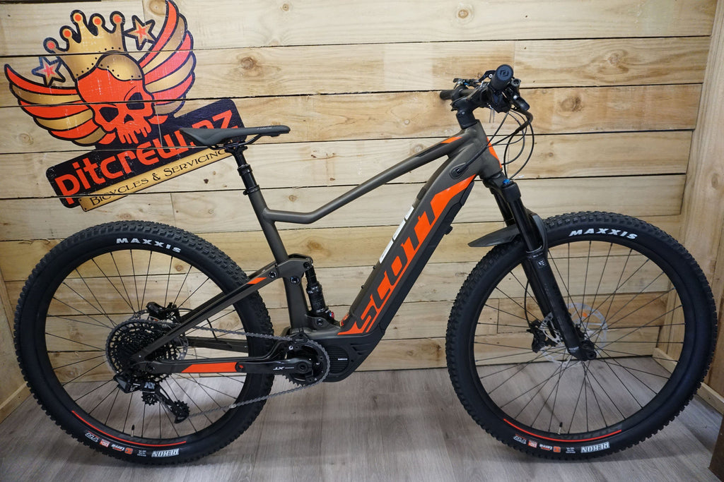 2019 Scott Spark Eride 920 Pitcrew Nz