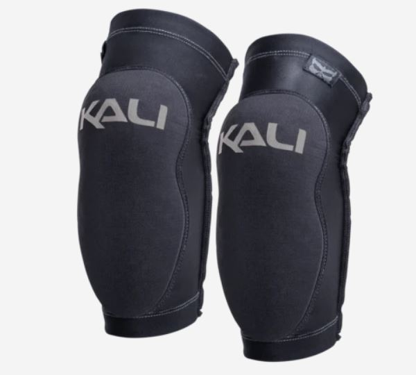 Kali Mission Elbow Guards Black/Grey Bike Parts Kali