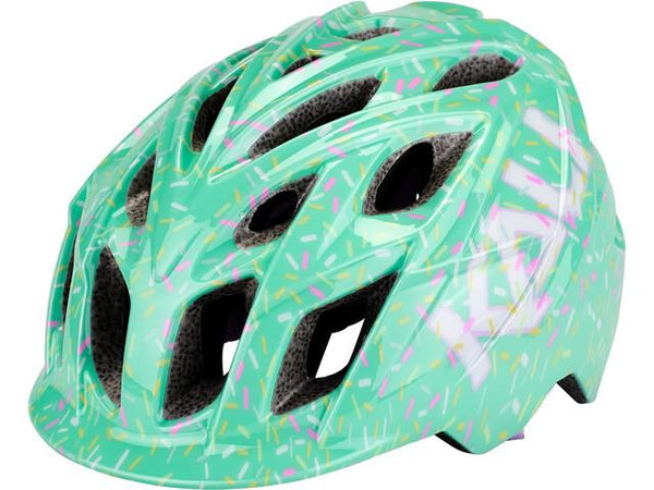 Kali Sprinkles Helmet Mint Sml Bike Parts Kali