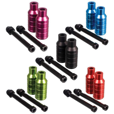MGP Scooter Extreme Pegs various colours - Pitcrew.nz