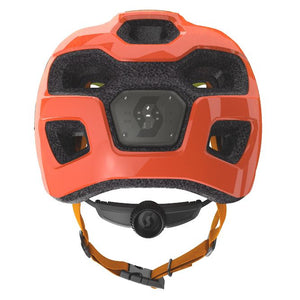 Scott Spunto Junior Helmet Fire Orange Bike Parts Scott