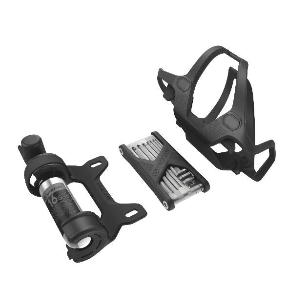 Syncros Tailor iS Bottle cage w Co2 and tools Bike Parts Syncros