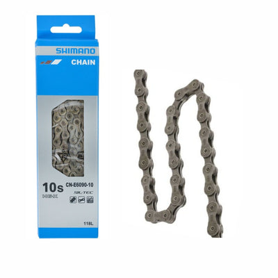 Shimano CN E6090 E Bike Specific 10 Spd Chain 138 Links - Pitcrew.nz