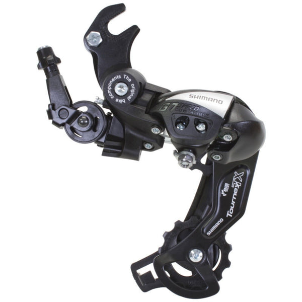 Rear Tourney 6/7 speed TY300 Derailleur Bracket fit - Pitcrew.nz