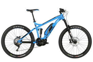 2019 Haro Shift I/O Plus 7 Blue eBike - Pitcrew.nz