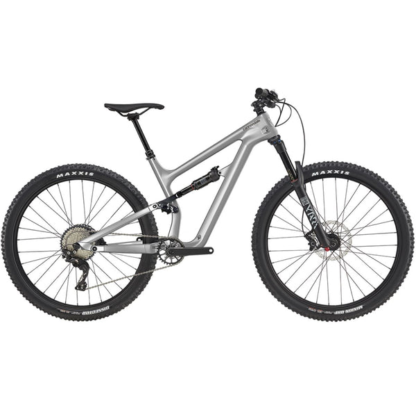 2021 Cannondale Habit Alloy Waves Silver - Pitcrew.nz