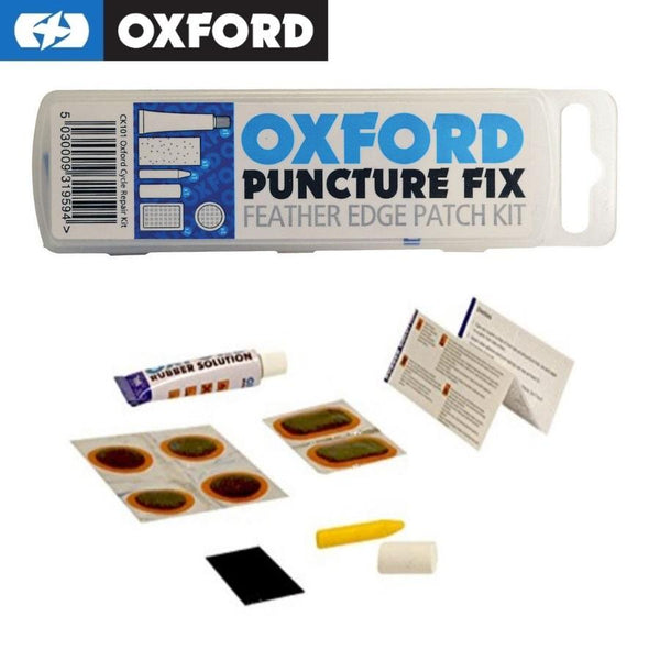 Oxford Puncture Fix Repair Kit - Pitcrew.nz
