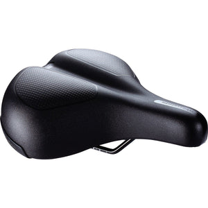 BBB Comfort Plus Upright Saddle - Pitcrew.nz