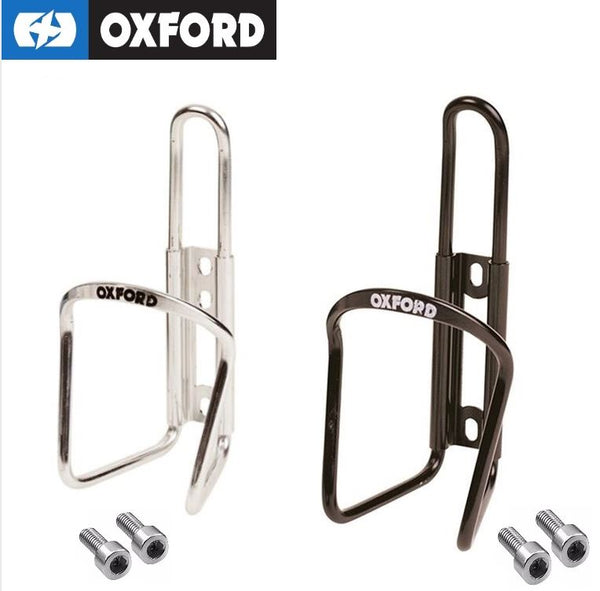 Oxford Water Bottle Cage Alloy var col - Pitcrew.nz