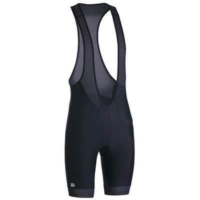Solo Bib Shorts Competition Black Mens - Pitcrew.nz