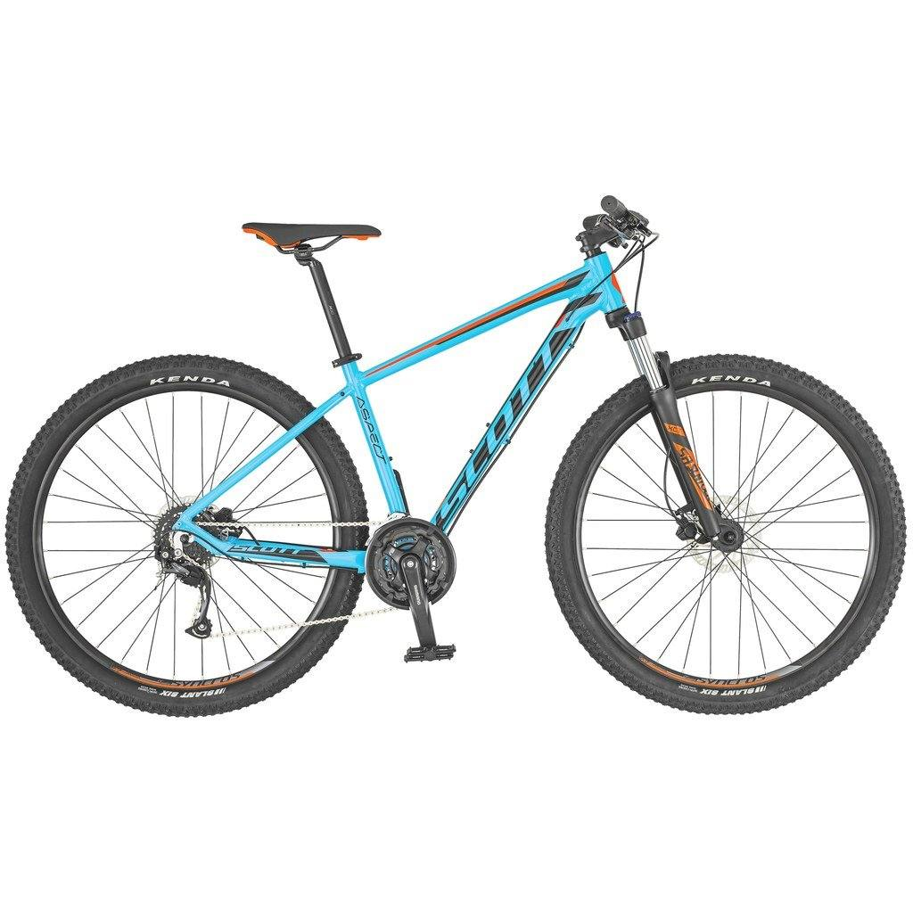 2019 Scott Aspect 950 light blue / red XL
