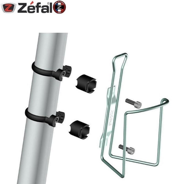 Zefal Universal Bottle Mounting clamps - Pitcrew.nz