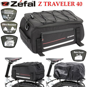 Zefal Z Traveller 40 9L Pannier Bag - Pitcrew.nz