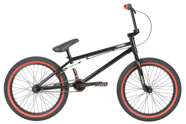Haro Boulevard 20.5tt BMX Black - Pitcrew.nz