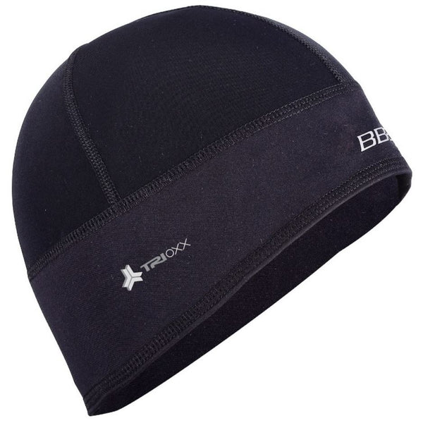 BBB Windblock Winter Hat Black Bike Parts BBB