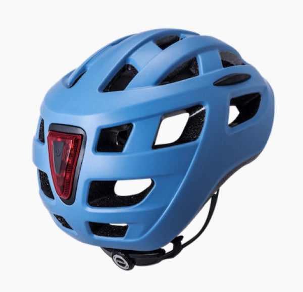 Kali Central Solid Mat Thunder Blue Helmet Bike Parts Kali S/M