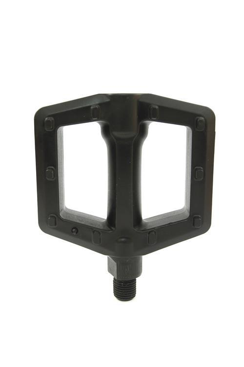 "Ontrack Junior 9/16"" Black Composite Platform Pedals"
