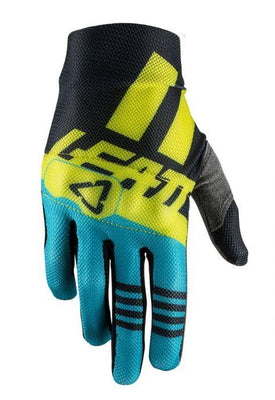 2019 Leatt Gloves GPX 3.5 Junior Blk/Lime